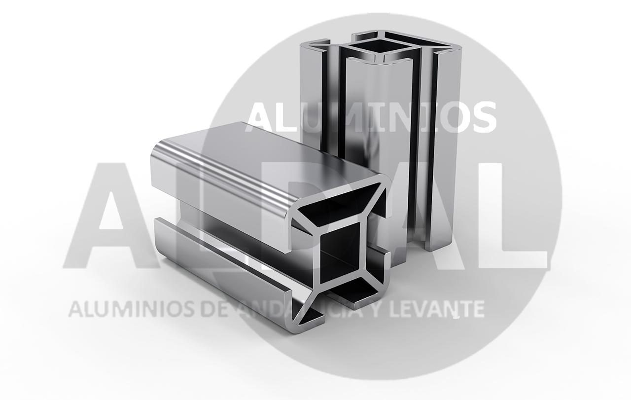 ALDAL | Aluminios de Andalucía y Levante | Marca de agua